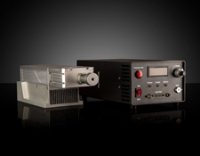 355nm Solid State Laser & Power Supply, #39-182