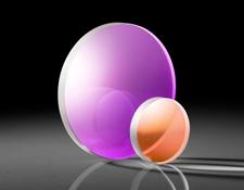 Plankonvexe Linsen (PCX) für Laseranwendungen