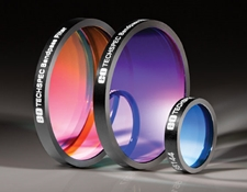 TECHSPEC Hard Coated OD 4.0 5nm Bandpass Filters