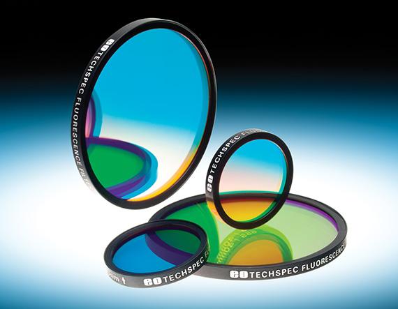 Filtres Passe-Bande de Fluorescence