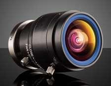 1.28mm FL C-Mount, Manual Iris, Wide Angle Lens, #62