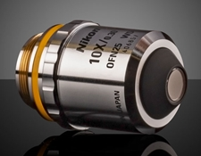 10X Nikon CF IC Epi Plan DI Interferometry Objective, #59-312