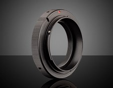 CanonEOS Series (B) for DSLR/SLR - T-mount Adapter, #54-350