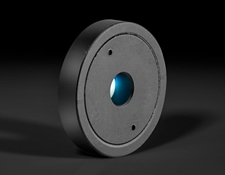 6 x 6 x 0.5mm, 800nm SHG, Type I BBO Nonlinear Crystal, #11-167