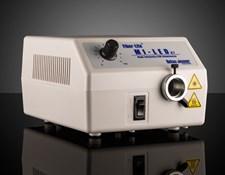 White Mi-LED Fiber Optic LED Illuminator w/ Iris, #89-741