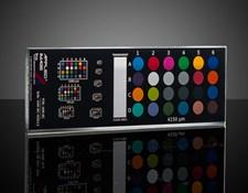 NIST Traceable Color Transmission Calibration Slides