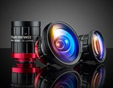 TECHSPEC C Series VIS-NIR Fixed Focal Length Lenses