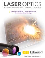 Laseroptik-Katalog