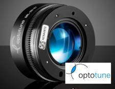 Optotune Manually Focus-Tunable Lenses