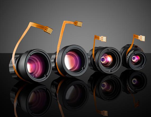 Liquid Lens M12 Imaging Lenses