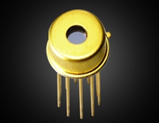 Hamamatsu S8745-01 | TO-5, Low Noise, Si Photodiode with Preamplifier