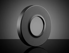 M105 x 1.0 Filter Thread Adapter for 3.5mm Lens (#89-410)