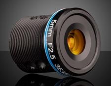 5mm FL f/2.5, Rugged Blue Series M12 Imaging Lens