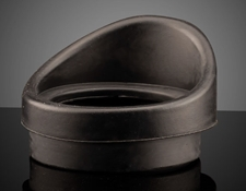 Style D Rubber Eyeguard for 35mm Eyepiece Dia.