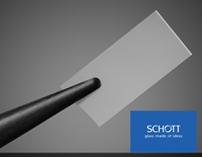 SCHOTT AS87ECO Ultra-Thin Windows
