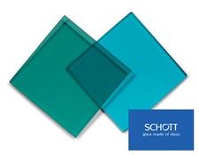 SCHOTT Harsh Environment Colored Glass NIR Cut-Off Filters