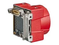 Allied Vision Alvium Camera, Partial Housing, Right Angle IO Port (Back)