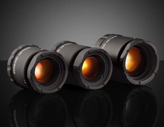 Cw Series Fixed Focal Length Lenses