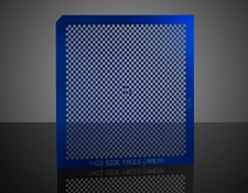 Glass Checkerboard Calibration Target