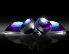 TECHSPEC® Calcium Fluoride (CaF2) Aspheric Lenses