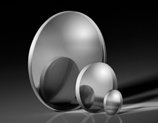 Rhodium Coated First Surface Mirrors