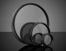 Mounted Linear Glass Polarizing Filters