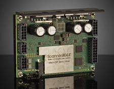 ScannerMAX Mach-DSP Digital Servo Driver (included with each galvanometer scanner)