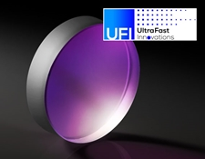 UltraFast Innovations (UFI) 1030nm Highly-Dispersive Ultrafast Mirrors with Reduced Thermal Lensing