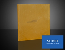 SCHOTT OG Glass (glass color will vary by product specification)