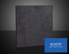 SCHOTT RG9 Glass (glass color will vary by product specification)