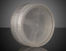 Non-Contact Impact Case for 38.1 Dia. x 9.53mm Thick Optics