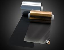 Acktar Light Absorbent Foil and Film Rolls
