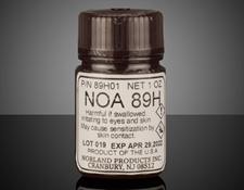 Norland Optical Adhesive NOA 89H, 1 oz. Application Bottle