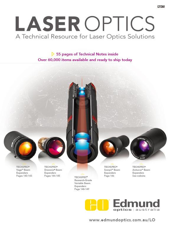 Laser Optics Catalog