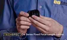 TECHSPEC® Cw Series Fixed Focal Length Lenses