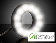 Advanced Illumination MicroBrite Brightfield Ring Light