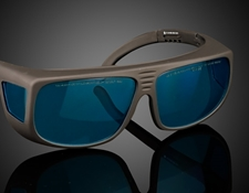 Fit Over Rx Glasses. Image represents frame style only. Filter color will vary by product specification.