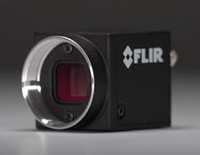 FLIR Blackfly S PoE GigE Camera, 29 x 29 x 30mm